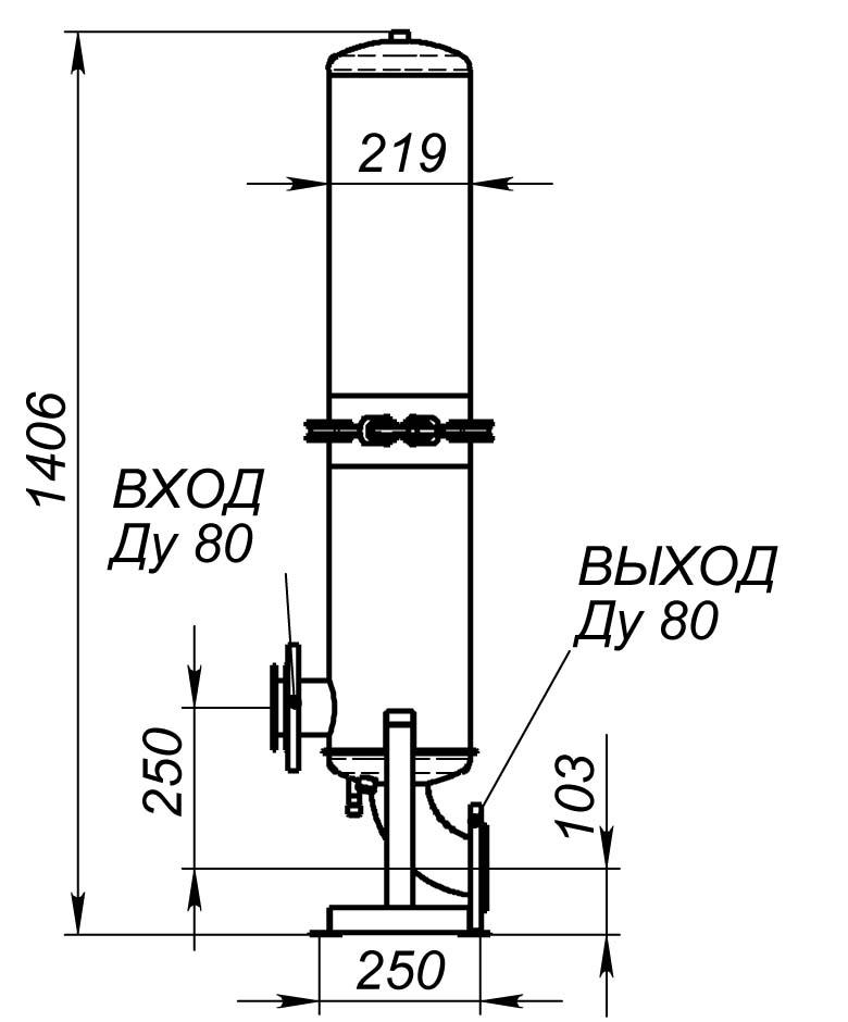 картриджный фильтр ФД7-4