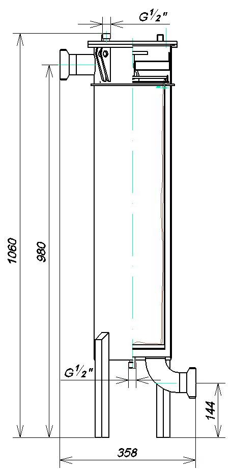 мешочный фильтр МФ-20